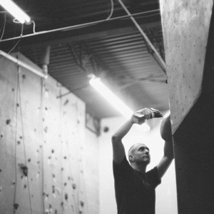 Andy Noel - Coyote Rock Gym Route Setter